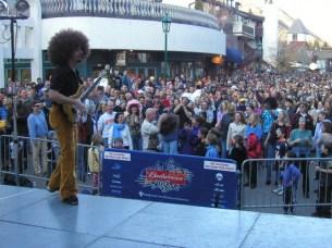 Boogie Machine, Vail Street Beat 2003