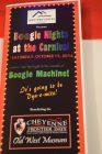 Boogie Machine info
