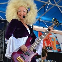 Boogie Machine at Denver Chalk Festival 1
