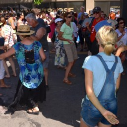 Boogie Machine at Denver Chalk Festival 18
