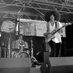 Boogie Machine at Denver Chalk Festival 5