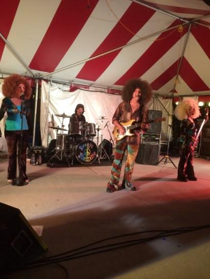 Boogie Machine - Healthy Taste of Cheyenne - Summer Concert 2014