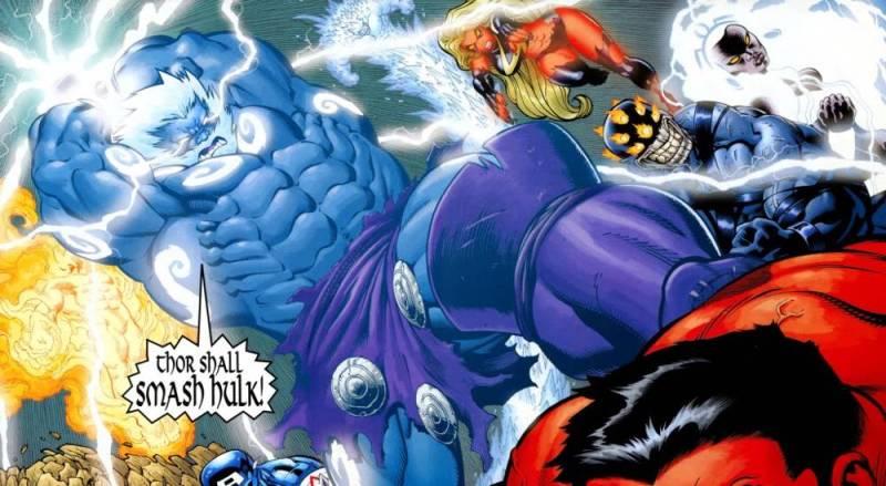 Les meilleurs costumes de Thor