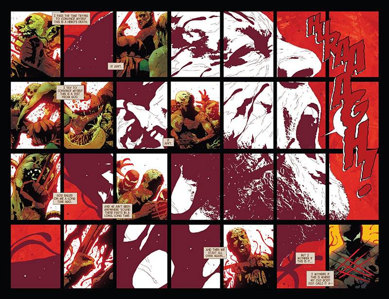 Extrait de Old Man Logan (2015)
