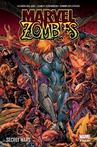 Couverture de Secret Wars - Marvel Zombies