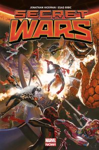 Couverture de Secret Wars