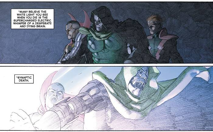 Extrait Secret Wars