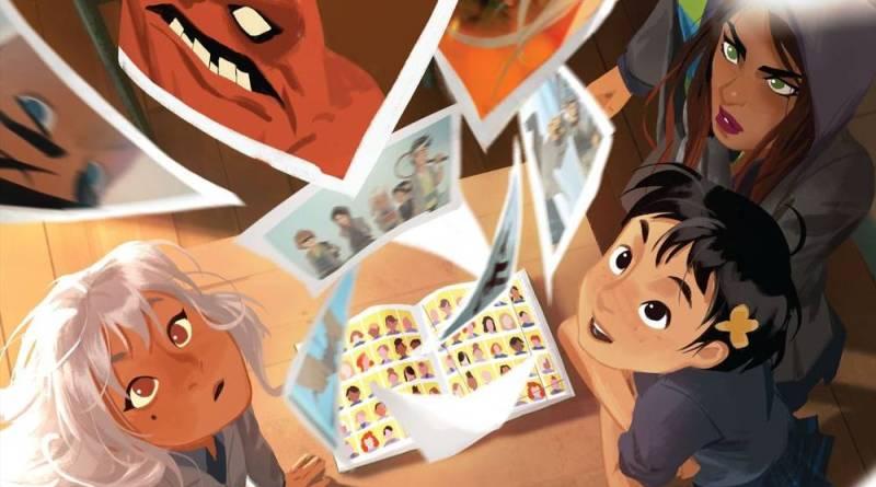 Gotham Academy tome 3