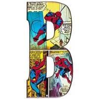 Lettre B du lexique des comics