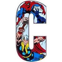 Lettre C du lexique des comics