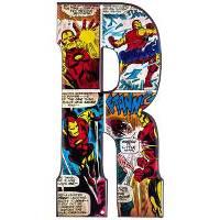 Lettre R du lexique des comics