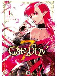 Couverture du tome 1 de 7th Garden