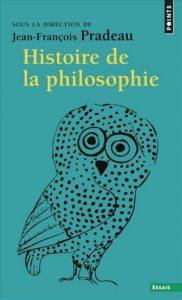 Couverture du livre Histoire de la philosophie