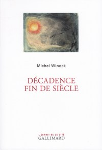 couverture du livre Décadence Fin de siècle