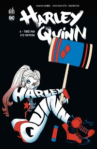 Couverture d'Harley Quinn tome 6