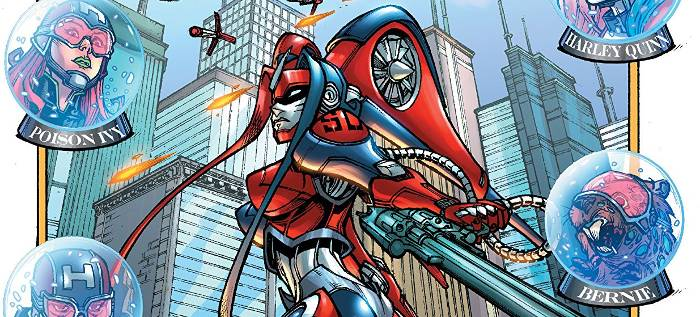 Extrait du comics Harley Quinn tome 6