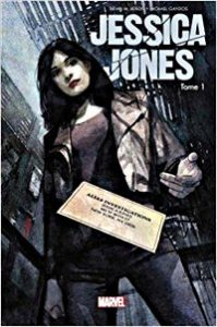 Couverture de Jessica Jones tome 1