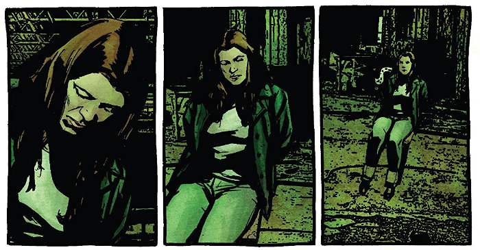 Extrait de Jessica Jones tome 1