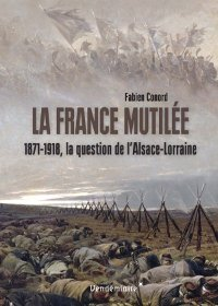 Couverture de La France mutilée