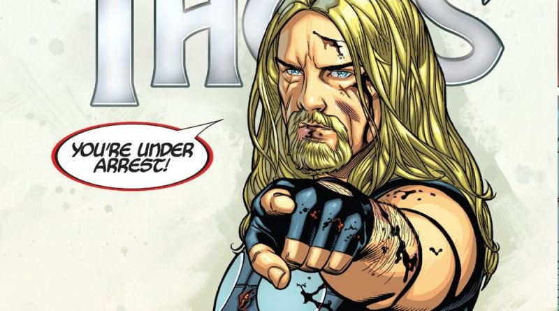 Secret Wars Thors