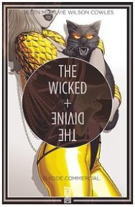 Couverture de The Wicked + The Divine tome 3