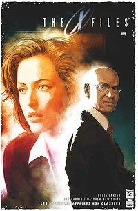 The X-Files, les nouvelles affaires non-classées tome 5