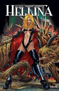 Couverture du comics Hellina tome 1