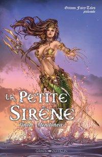 Couverture du comics La Petite Sirène