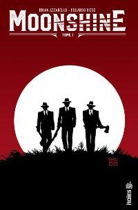 Couverture du comics Moonshine tome 1