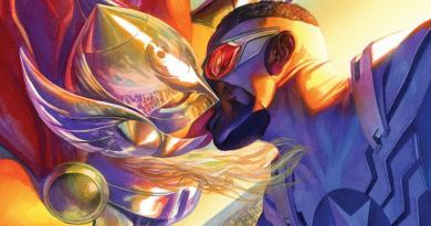 Couverture du comics All-New Avengers tome 1