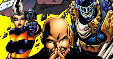 comics « Justice League of America, tome 4 »