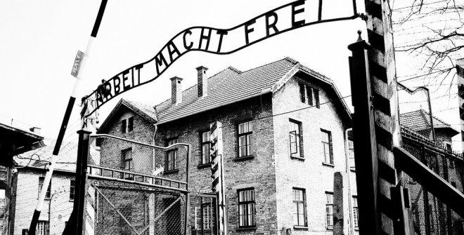 Portail d'Auschwitz