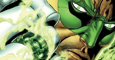 Green Lantern Rebirth tome 1