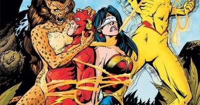 Greg Rucka présente Wonder Woman, tome 3