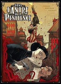 couverture du comics Dans l'Antre de la pénitence