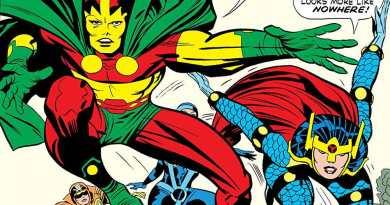 comics Le Quatrième Monde tome 4 de Jack Kirby
