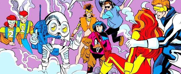 personnages de comics en forme d'oeuf Nanny