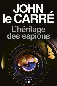 couverture de L'Héritage des espions de John le Carré