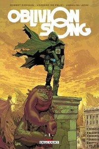 couverture du comics Oblivion Song Robert Kirkman