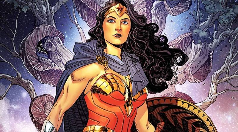 Wonder Woman Rebirth tome 3
