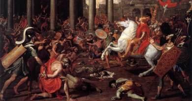 « Les Massacres de la République romaine »