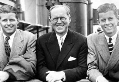 Joe Kennedy, le fondateur d'une dynastie