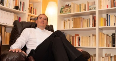 Un traître mot, entretien avec Thomas Clavel