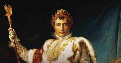 Pour Napoléon, l'héritage du grand homme