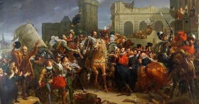 Henri IV, le pacificateur, une biographie de Jean-Christian Petitfils