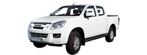 Double Cab Bakkie Hire