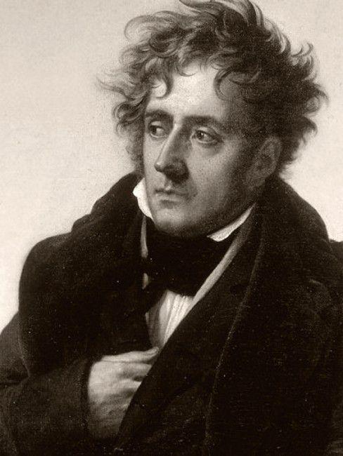François-rené De Chateaubriand : françois-rené, chateaubriand, Франсуа-Рене, Шатобриан