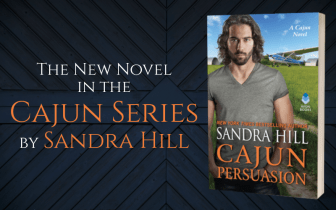 Promo Graphic 1 - Cajun Persuasion by Sandra Hill