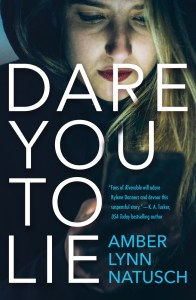 Book Cover: Dare You to Lie
