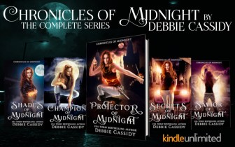 Promo Graphic 2 - Chronicles of Midnight by Debbie Cassidy